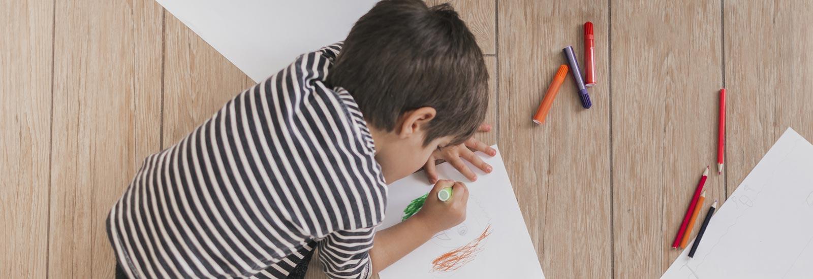 Cada niño es un creativo innato